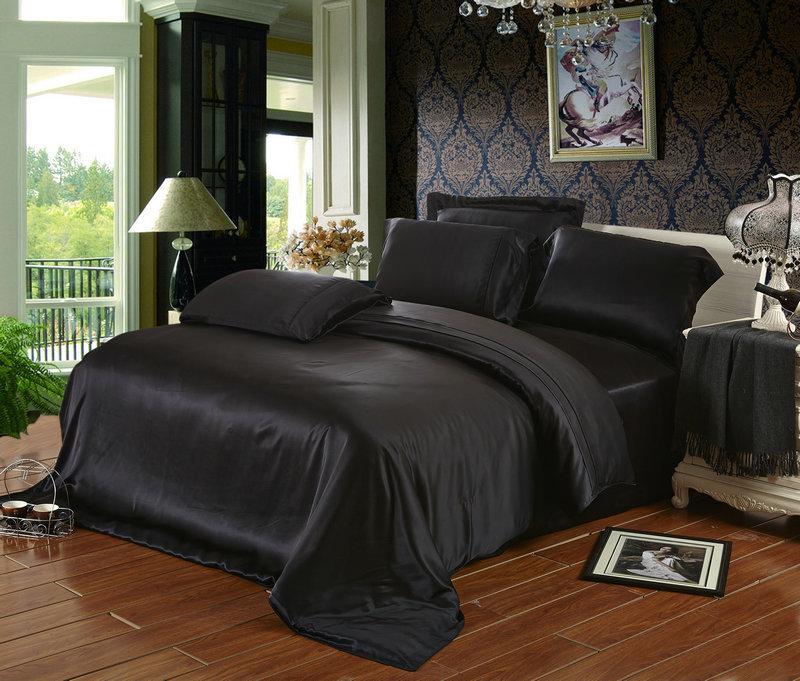 Эротическое шелковое постельное белье купить